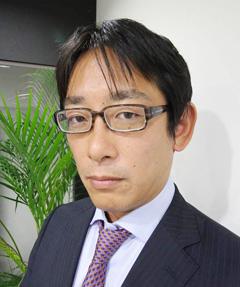 代表取締役 阪谷泰之